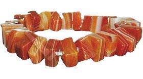 Bracelet Banded Agate