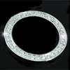 Circle 20 mm Silver-Crystal