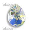 6128 Crystal AB 10 mm
