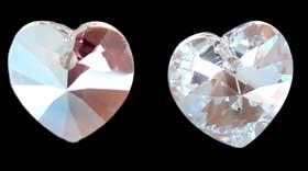 Swarovski 6228 Crystal Shimmer 10,3 X 10 mm