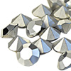 Vintage Swarovski Coment Argent Dark PP17 of 2,10 mm