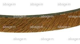 10 mm de anchura Marron