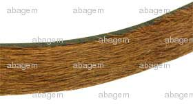 15 mm anchura Marron