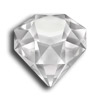 Swarovski 4928 Tilted Chaton Crystal 12 mm