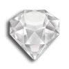 Swarovski 4928 Tilted Chaton Crystal 12 mm