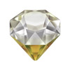 Swarovski 4928 Tilted Chaton Tabac 12 mm