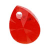 Swarovski 6128 Mini Pear Pendant Light Siam