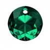 Swarovski 6430 8 mm Emerald