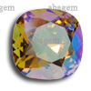 Swarovski 4470 Li Colorado Topaz Shimmer 12 mm