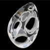 Swarovski 6730 Radiolarian Pendant Crystal 34 mm