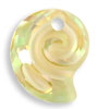 Swarovski Sea Snail Pendant Luminous Green