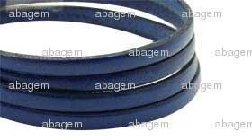 5 x 2 mm Azul Electrico
