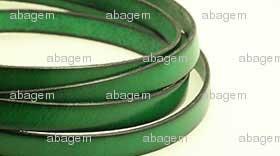 10 x 2 mm Verde Hierba