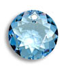 Swarovski 6430 8 mm Aquamarine