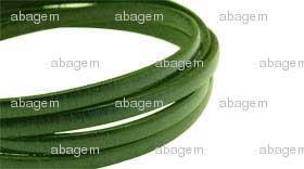 5 x 2 mm Verde Oscuro