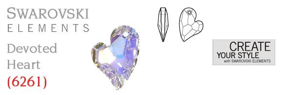 Colgantes cristales Swarovski