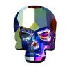 2856 Skull Flat Back